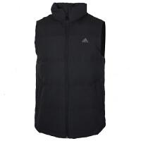 Adidas阿迪达斯男装运动羽绒马甲休闲保暖背心EH4001