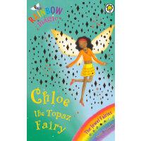 Rainbow Magic: The Jewel Fairies 25: Chloe the Topaz Fairy 彩虹仙子#25:宝石仙子ISBN9781843629566