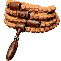 藏式小金刚菩提子108颗高密手串佛珠项链男女款