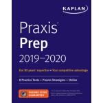 【预订】Praxis Prep: 11 Practice Tests + Proven Strategies + On