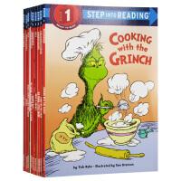 美国企鹅兰登英语分级绘本 第一阶段9册 Step into Reading 1 书屋系列经典读物 英文原版绘本 小学儿童