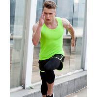 夏季速干紧身衣篮球训练健身房 跑步运动服装 健身服男士背心三套装 支持礼品卡