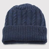 秋冬中老年帽子男士加绒爸爸帽冬季爷爷孝敬老人帽中年针织毛线帽