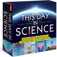 英文原版 科学史上的今天 2020年日历 每天一页 送给学霸的礼物 2020 This Day in Science