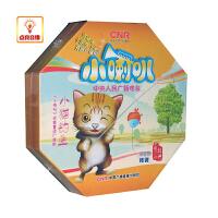 百科音像中国广播经典小猫钓鱼4CD中央人民广播电台小喇叭