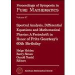 【预订】Spectral Analysis, Differential Equations and Mathemati