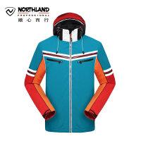 【品牌特惠】诺诗兰冬季户外男式滑雪服防水加厚透气保暖滑雪衣 GK035721