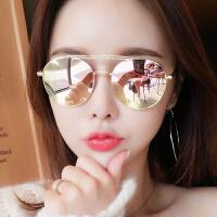 太阳镜女潮明星款圆脸长脸墨镜时尚眼镜网红街拍