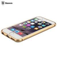 倍思 苹果6手机壳iPhone6套创意ip6防摔金属边框奢华男士外壳