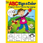 ABC Sign and Color