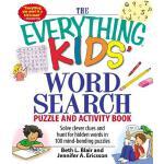 【预订】The Everything Kids' Word Search Puzzle and Activity Bo