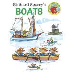 【预订】Richard Scarry's Boats Board Book 9780385392693