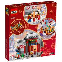 【����自�I】LEGO�犯叻e木新春系列系列80106年的故事