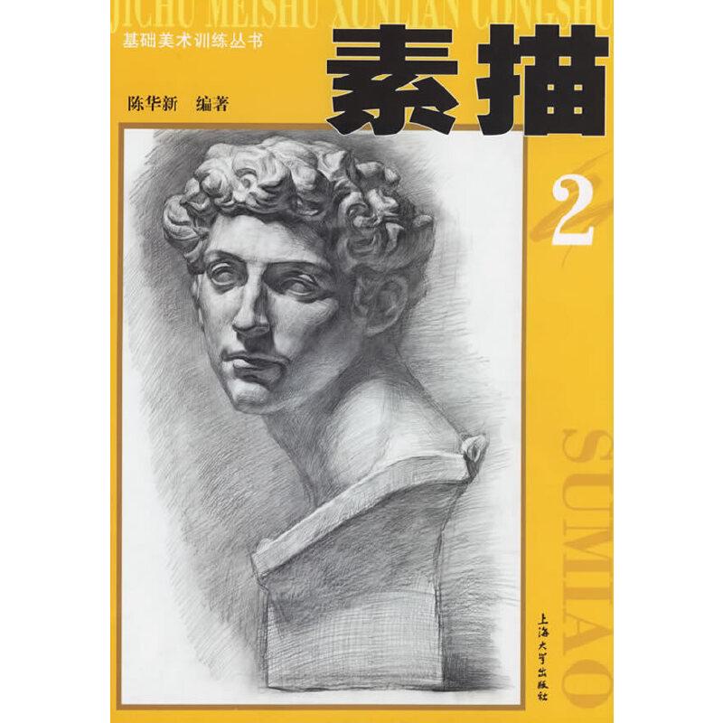 素描2——基础美术训练丛书