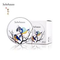 【热卖】韩国雪花秀(Sulwhasoo )2017年新版黄金鸟限量经典气垫   15g/盒+替换装