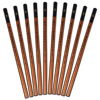 【满100减50】中华铅笔118 【12支装】上海中华牌118高考铅笔 2B学生考试专用笔 中高考专用铅笔