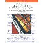 英文原版 基本音阶,和弦,琶音与起落 The Basic Book of Scales, Chords, Arpegg