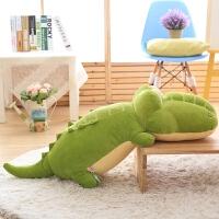 【全店支持礼品卡】羽绒棉鳄鱼抱枕大号布娃娃毛绒玩具公仔生日礼物女情人节礼物