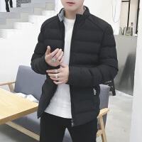 男士棉衣冬季保暖新款立领男装短款外套棉袄韩版潮流帅气大码棉服DJ938