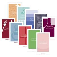 Vintage Minis 企鹅经典 小彩虹系列10册 英文原版短篇小说 迷你人类学 父亲 母亲 孩子 英文版英语小说文