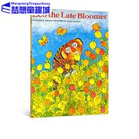 【78�x3】#Leo the Late Bloomer 阿虎�_�[了 英文原版 Jose Aruego 廖彩杏有����� ��