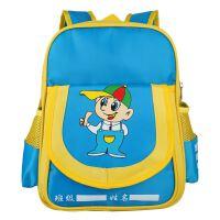 开学必备书包 3-6周岁幼儿园韩版小学生印字logo定制男女双肩儿童宝宝可爱书包 开学礼物