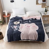 【每满100减50】毛巾被纯棉单人盖毯夏季薄款夏凉被子纱布午睡空调毯子床单儿童空调被
