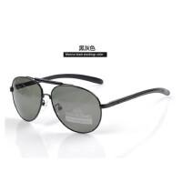 铝镁蛤蟆镜 墨镜男 偏光太阳镜 司机驾驶专用眼镜可配近视