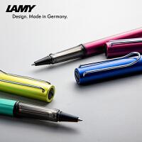 包邮德国lamy凌美宝珠笔恒星AL-Star签字笔学生办公用金属中性笔