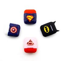 AirPods动漫硅胶苹果无线耳机保护套创意个性diy壳苹果防滑AirPods苹果蓝牙