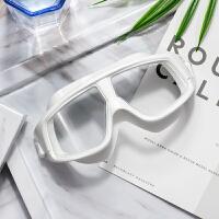 泳镜高清防雾防水大框近视游泳眼镜男女儿童潜水镜装备