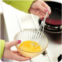 懿聚堂 打蛋器手持式搅拌器不锈钢蛋抽奶油搅拌和面器厨房小工具