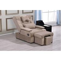 足疗沙发电动经济型美甲按摩洗脚修脚泡脚椅子足疗床足浴沙发躺椅