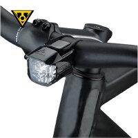 自行车尾灯强光LED山地自行车前灯夜骑安全警示尾灯单车配件装备