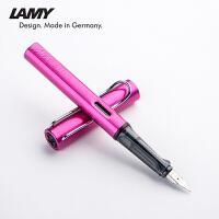 德国 凌美LAMY钢笔凌美恒星系列 缪斯粉色墨水笔 钢笔钢笔 学生钢笔