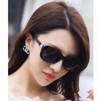 新款潮偏光镜圆脸优雅时尚复古眼镜 小框太阳镜女 小脸驾驶墨镜 支持礼品卡