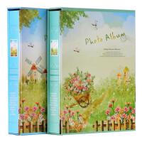 相册本 影集 4D大6寸插页式纪念册 200张盒装儿童成长册 多款可选