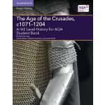 【预订】A/As Level History for Aqa the Age of the Crusades, C10