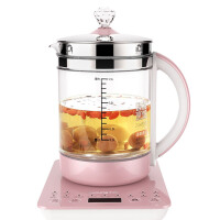 【九阳专卖】K15-D05 养生壶 家用全自动加厚玻璃多功能电热水壶煮茶壶