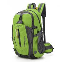 2018新款户外旅行双肩包男士大容量防水登山包学生书包女超轻休闲运动背包