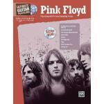 英文原版 平克・弗洛伊德 吉他 乐谱 Ultimate Guitar Play-Along: Pink Floyd [