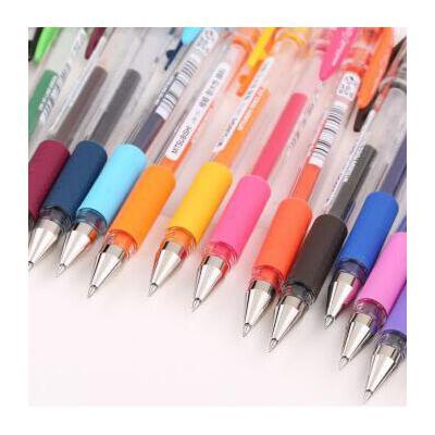 三菱UM-151中性笔/水笔/三菱UM151耐水性水笔/0.38mm 20色齐