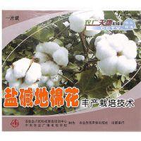 原装正版 盐碱地棉花丰产栽培技术 (一片装) VCD
