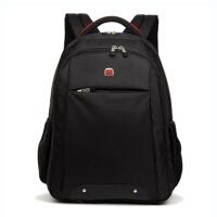 瑞士军刀包双肩包男电脑背包 定制OGO礼品商务电脑包广告促销背包