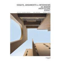 正版 Essays, Arguments科威特当代建筑 卷2 随笔 争论 访谈 英文原版