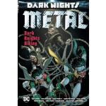 英文原版 黑暗之夜:金属 蝙蝠侠黑暗骑士崛起 DC漫画 正义联盟 Dark Nights: Metal: Dark K