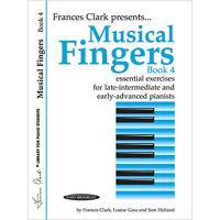 【预订】Musical Fingers, Bk 4: Essential Exercises for Late-Int