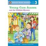 英文原版 小卡詹森和金鱼之谜 Young CAM Jansen and the Goldfish Mystery