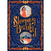 英文原版 睡美人 3D立体纸雕书 Dinara Mirtalipova插画 Sleeping Beauty by Kat