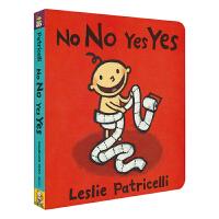 【首页抢券300-100】No No Yes Yes 小毛孩系列坏行为好行为 脏小弟一根毛 名家Leslie Patri